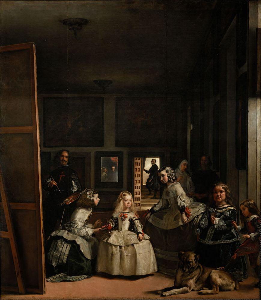 Diego Velázquez: el hombre que inventó las selfies